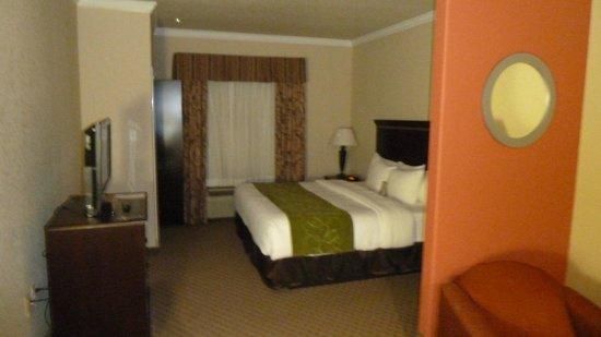 Comfort Suites: Zimmer