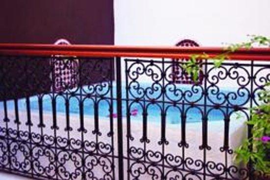 Riad Al Ralia : Vue de la chambre