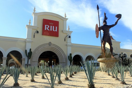 Hotel Riu Palace Cabo San Lucas: The Palace