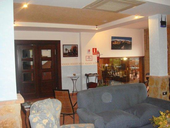 Hotel Cerro Del Sol : dining area