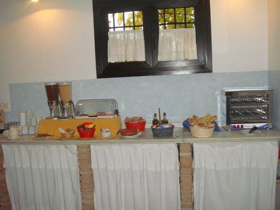 Hotel Cerro Del Sol: Nice Breakfast
