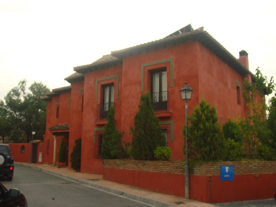 Hotel Cerro Del Sol: Lovely Spanish family run hotel