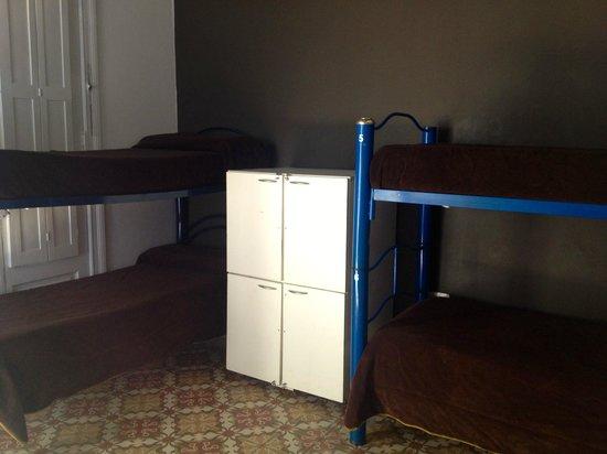 Alvear Hostel: Dorm