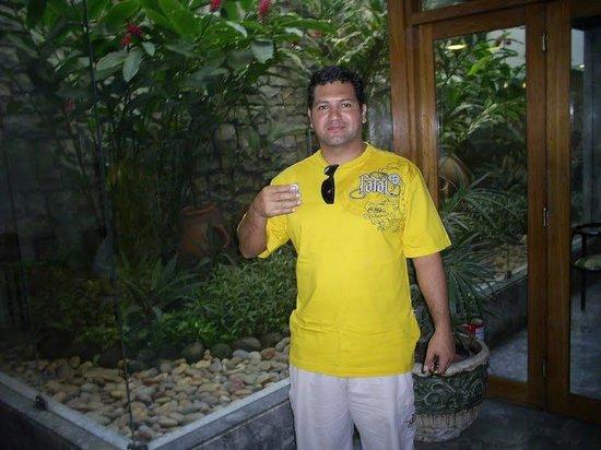 Hotel Bahia Do Sol: recepção