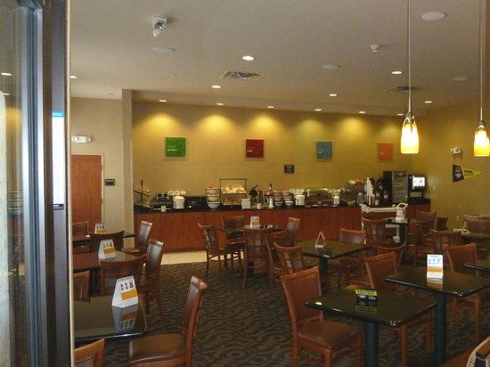 Comfort Inn DFW North / Irving: Frühstücksraum
