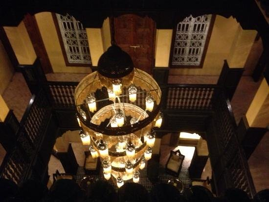 La Sultana Marrakech: one of the linked riads