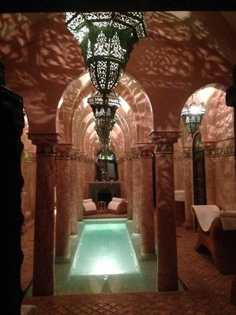 La Sultana Marrakech: The spa