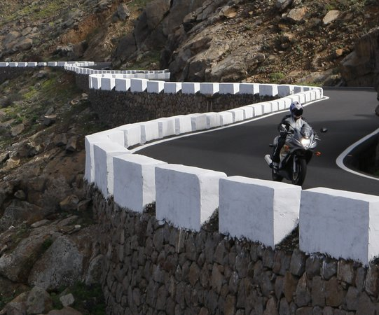 East Coast Rides: Discovering the joys of the mountains of Fuerteventura