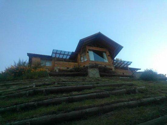Complejo Patagon SMA : Vista de la casa
