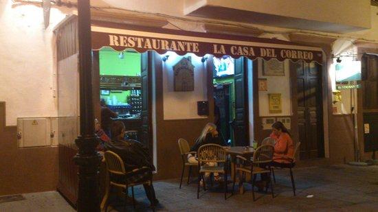 Bar Restaurante La Casa Del Correo