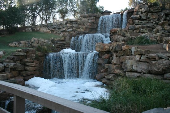 "Regency Inn & Suites: The nearby ""Falls"" of Wichita Falls"