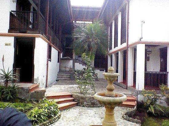 Finca Hotel La Moraleja : El lugar es fantástico!