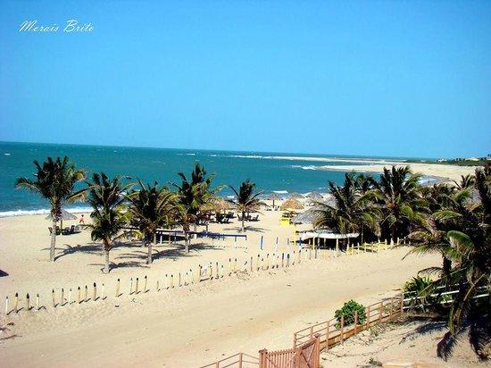 Parnaiba, PI: Praia do Coqueiro
