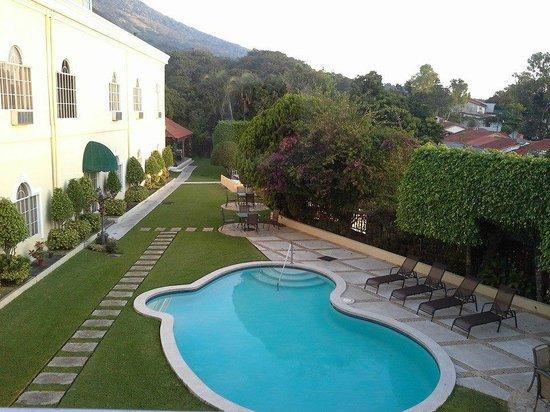 Hotel Mirador Plaza: Room 206