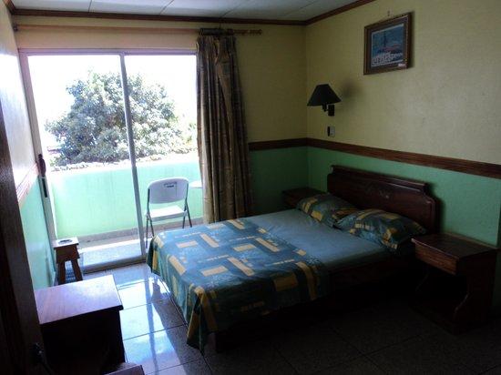 Hotel Las Flores: cuarto doble
