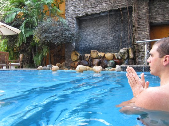 Hotel Rio Malecon Puerto Vallarta : Refreshing pool.