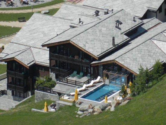Riffelalp Resort 2222 m : Riffelalp Resort