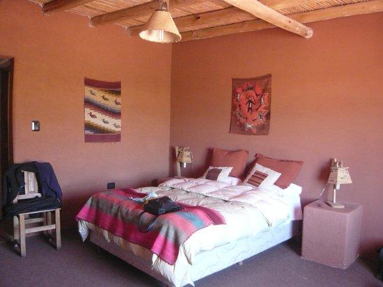 Hotel Pukarainca: Amplia, luminosa...Muy linda vista