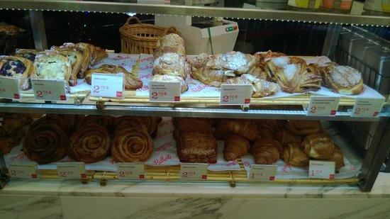 Paillard : Pastries