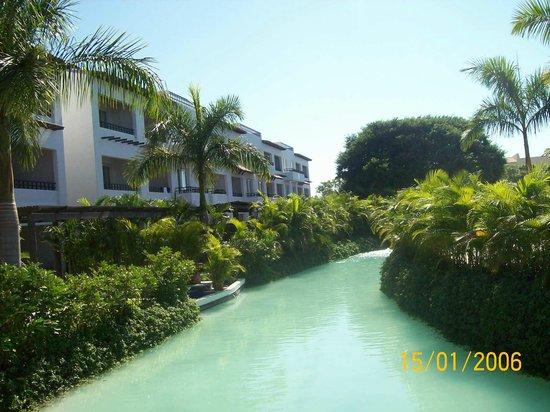 Taheima Wellness Resort & Spa: Espejo de agua