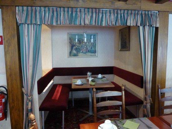 Wyndham Garden Gummersbach: Essnische im Frühstücksraum