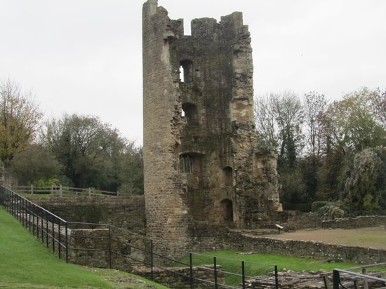 Farleigh Hungerford Castle: Lady Tower