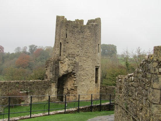 Farleigh Hungerford Castle: South East Tower