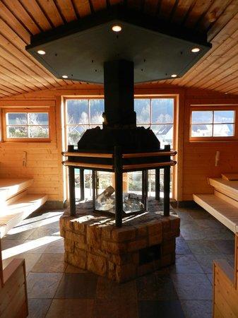 Aussen Sauna Picture Of Hotel Engel Obertal Baiersbronn Tripadvisor