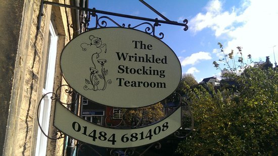 ‪The Wrinkled Stocking‬