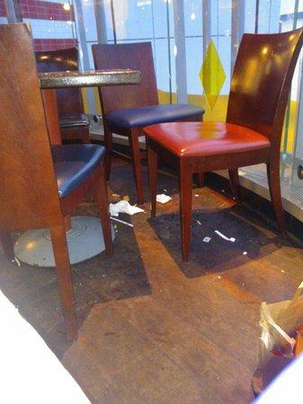 McDonald's: No comment ...