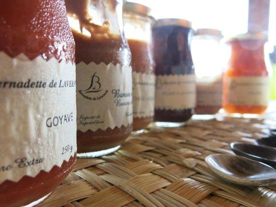 La Casa Flops : Homemade marmalades for breakfast
