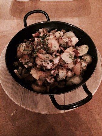 Die Weisse: Weisswurst very very good!