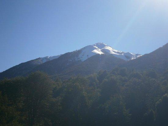 Cerro Bayo: 4-Co Bayo: vista