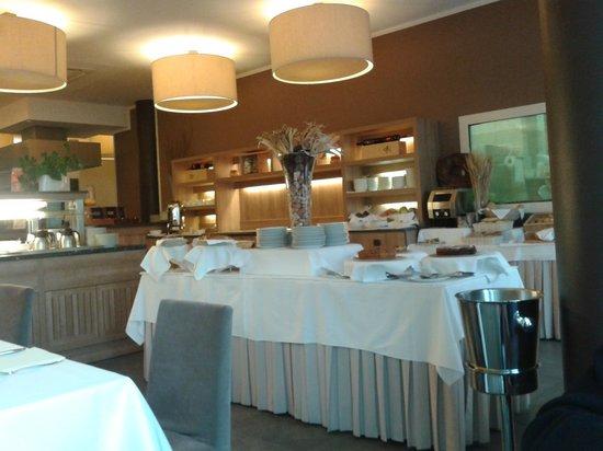 Principe Di Lazise: Sala colazione 2