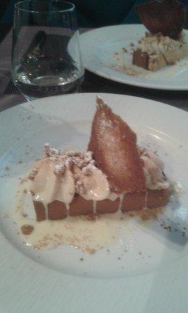 L'idée Saveurs : dessert chocolat praline