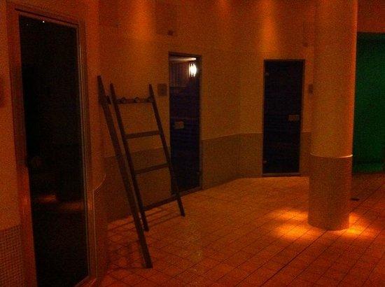 principe di lazise spa zona calda hammam bagno turco sauna e