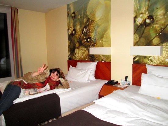 The Taste Hotel Heidenheim: Guestroom