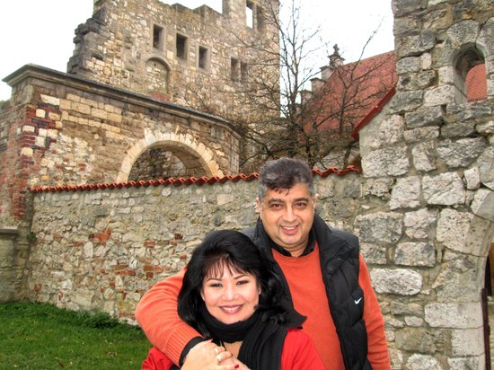 The Taste Hotel Heidenheim: Ruins at Castle Hellenstein