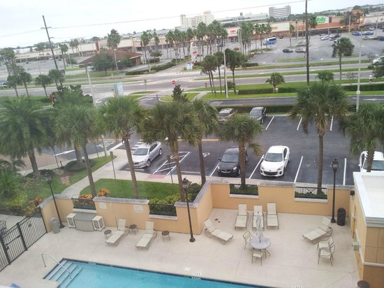 ريزيدنس إن باي ماريوت ديترويت: View from my room