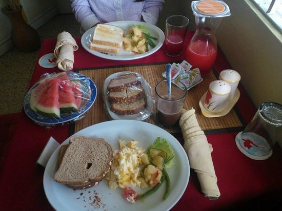 Thanna's Place, Bed & Breakfast: neighbourhood