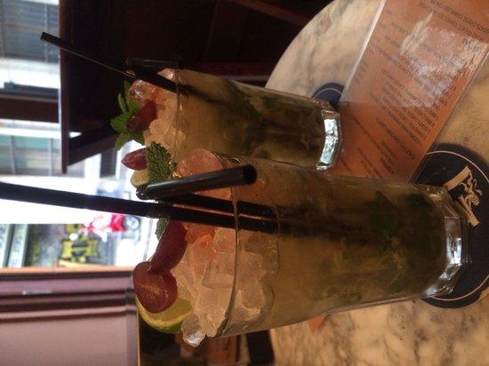 Chulapio Bar a Crepes: Mojito