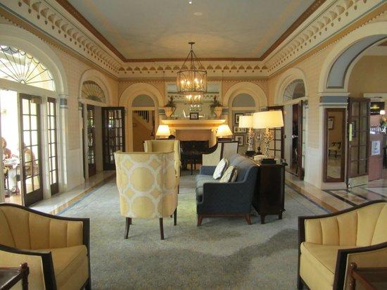 Grande Colonial La Jolla: Lobby