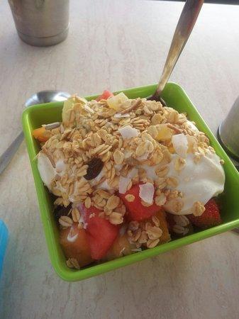 Beach Bums Cafe : Fruit Salad