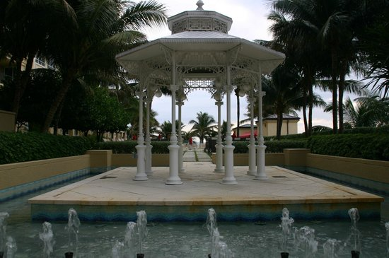 Palm Beach Marriott Singer Island Beach Resort & Spa: Lovely gazebo