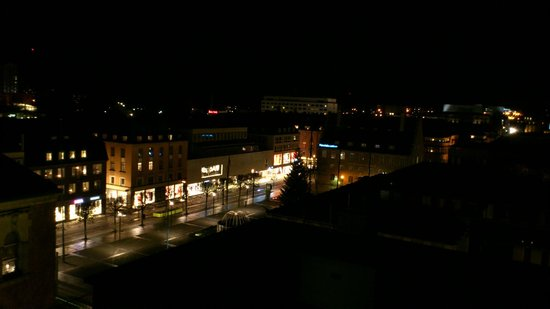 Best Western Hotell Boras: View from the sauna/relax