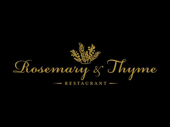Rosemary & Thyme Restaurant: Rosemary & Thyme Logo