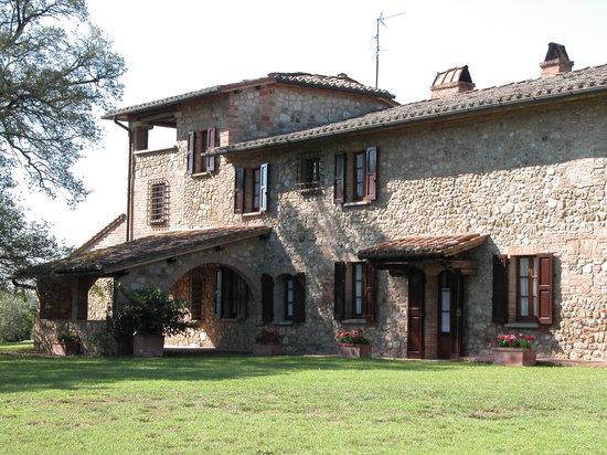 Agriturismo Palazzo Bello e Chieteno: Palazzo Bello