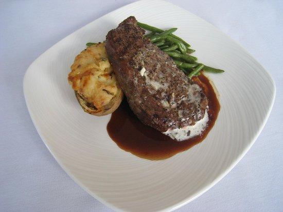 Rosemary & Thyme Restaurant: Holstein Ribeye