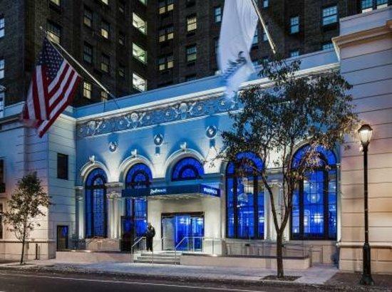 Radisson Blu Warwick Hotel, Rittenhouse Square Philadelphia: Exterior