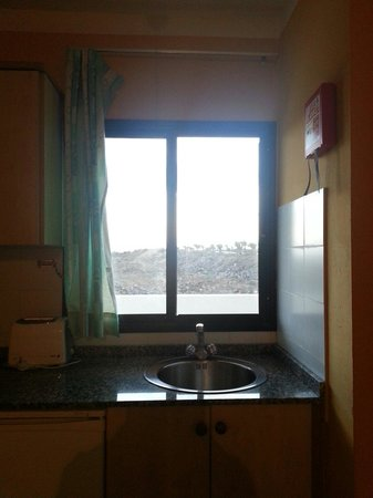 Aparthotel Lanzarote Paradise : Kitchen